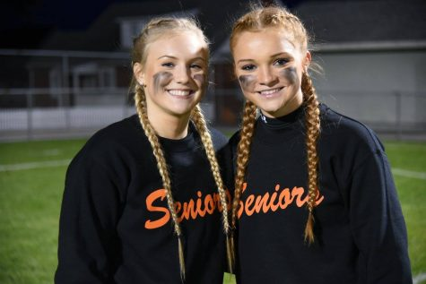 Athletes of the Week: Alainna Nevling and Lea Crofcheck