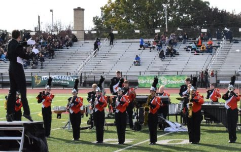 Tyrone Band's Dedication Shines in 2017