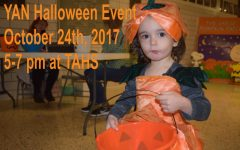 Fourth Annual YAN Halloween Event Planned for October 24th