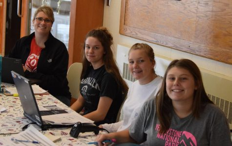 TAHS Blood Drive Nets 23 Units