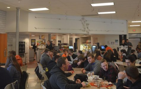 TAHS Students: Take Our High School Cafeteria Survey