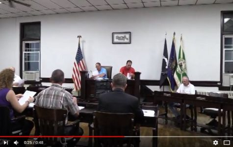 Tyrone Borough Council VP Resigns at January Meeting