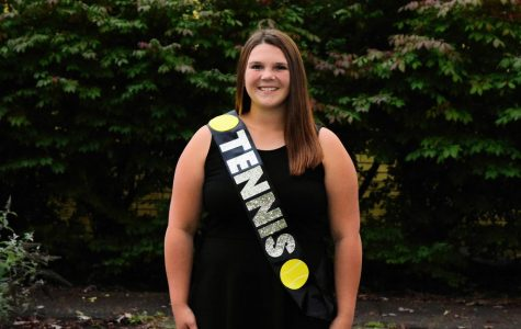 Tennis: Grace Gensimore