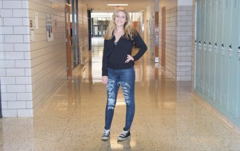 Senior of the Week: Rayne Burger