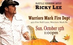 Benefit Concert this Sunday in Warriors Mark