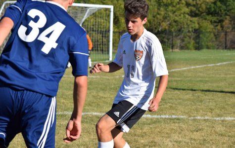 Dan Parker: Boys Soccer