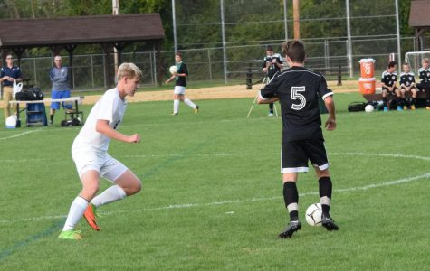 Johnston Brothers Lead Eagles Past P-O 3-0