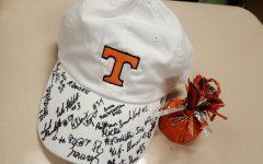 Tyrone Junior Achievement to Raffle Signed Senior Football Hat