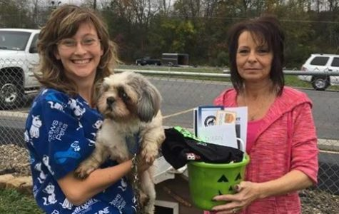 TAHS Senior Beverly Eirich Named Central PA Humane Society Volunteer of the Month