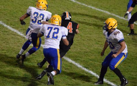 Despite Senior Night Loss, Tyrone Finds Positives vs Chestnut Ridge