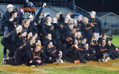 Seniors Star Power Proven in Annual Powderpuff Game