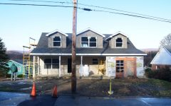 TAHS House Project: Exterior Work Progresses this Fall