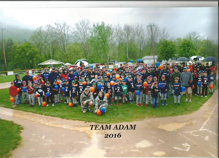 Team Adam Day 2016