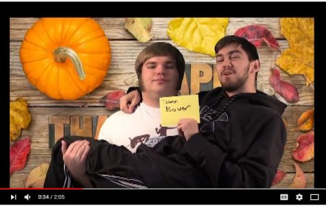 Fifth Annual Eagle Eye/Channel T Thanksgiving Video