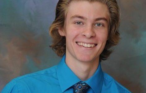 Keystone FFA Degree Highlighted Student: Zach Patterson