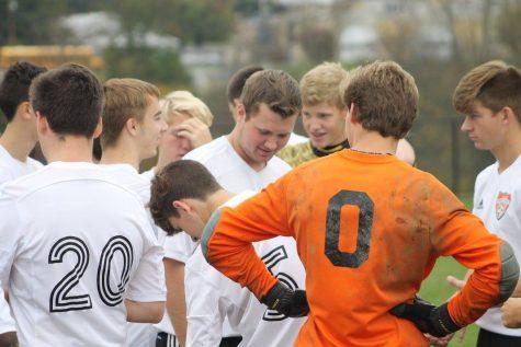 Boys Soccer Bests PO in OT