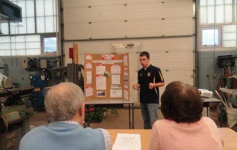 Seventeen FFA Students Qualify for State AgriScience Fair