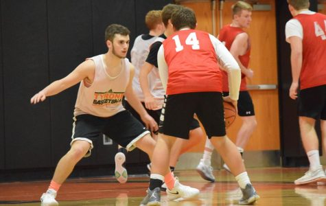 Photo Slideshow: Boys Basketball Scrimmage vs. Central Cambria