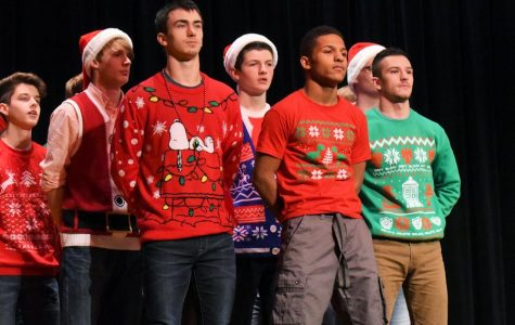 The Annual Christmas Assembly is a Go for Friday