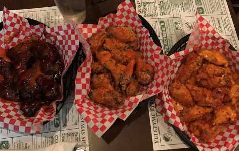 ABC Wing Reviews: The Bullpen