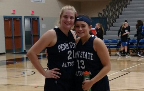Double Trouble: Former Lady Eagles Christine and Cannistraci Reunite at PSUA
