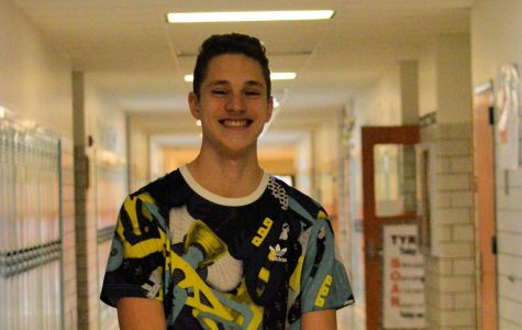 Freshmen of the Week: Mason Thomas