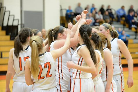 Lady Eagles Clinch First Mountain League Win of the Season