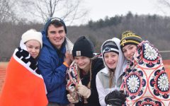 Tyrone Students Take the Polar Plunge for Special Olympics