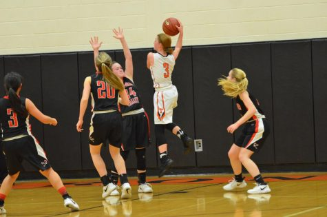 Dragons Burn Lady Eagles