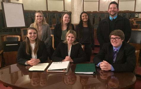 Underdogs to Champions: TAHS Mock Trial B Team First in Tyrone History to Move on to Districts