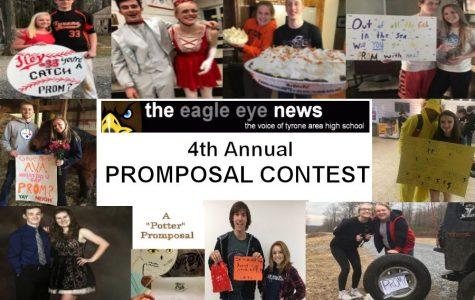 4th Annual Eagle Eye Promposal Contest