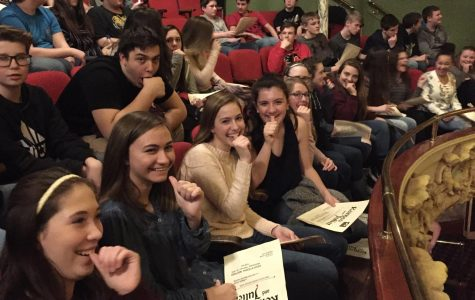 Freshman Spend Valentine's Day with Romeo and Juliet