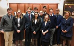 On Time: Tyrone Mock Trial A Team beats Huntingdon for the District Championship