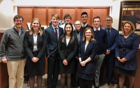 Trial Adjourned: Mock Trial Wraps Up Historic Season
