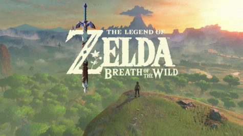 Game of the Year: The Legend of Zelda: Breath of the Wild