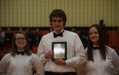 Tyrone Indoor Percussion Places Second At Jersey Shore High School