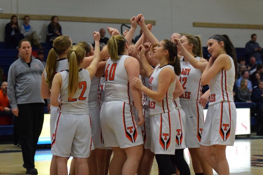 Lady Eagles Comeback Falls Short Against Penns Valley
