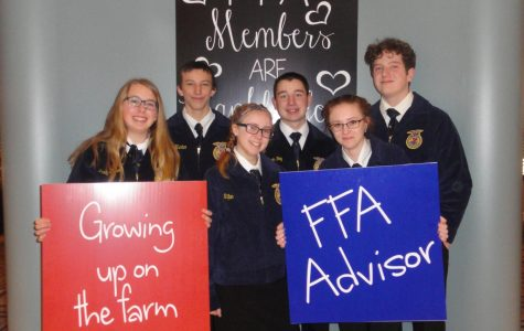 Tyrone FFA Plans Annual Awards Event