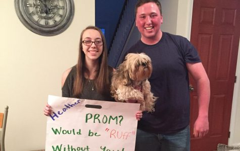 Eagle Eye Promposal Contest: Ruff Without You