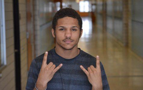 Senior of the Week: Jamal Hicks