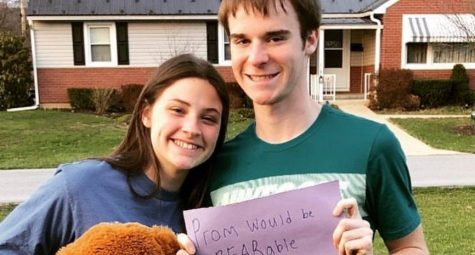 Eagle Eye Promposal Contest: Recruited for PROM?