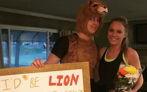 Eagle Eye Promposal Contest: Feline Fine at Prom