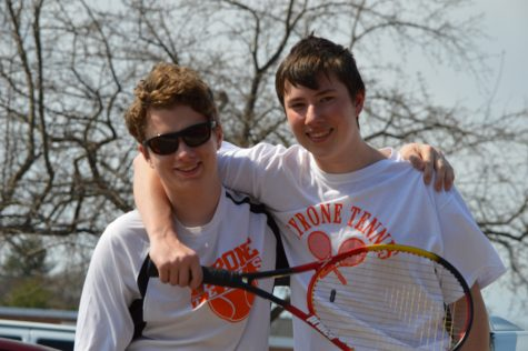 Boy's Tennis vs. Tussy Mountain Away