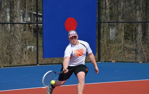 Boys Tennis Team Opens Season 1-1
