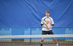 Boys Tennis Gets Smacked by Altoona
