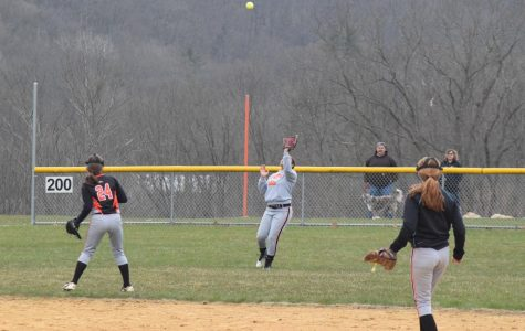 Lady Eagles Inch Closer to .500 with 4-1 Win Over Clearfield