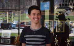 Freshman of the Week: Nathaniel Chronister