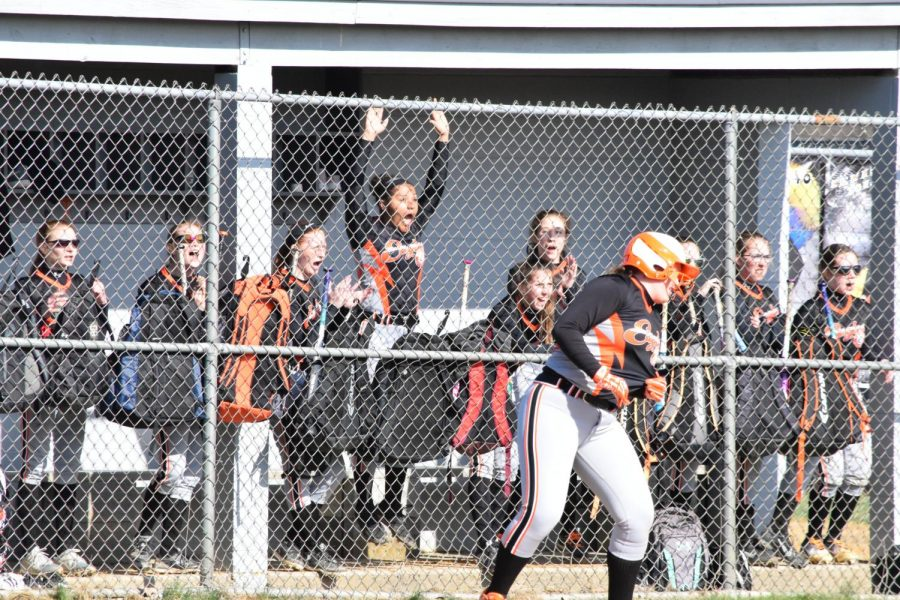 Tyrone Softball Picks Up Another Win For Split Record
