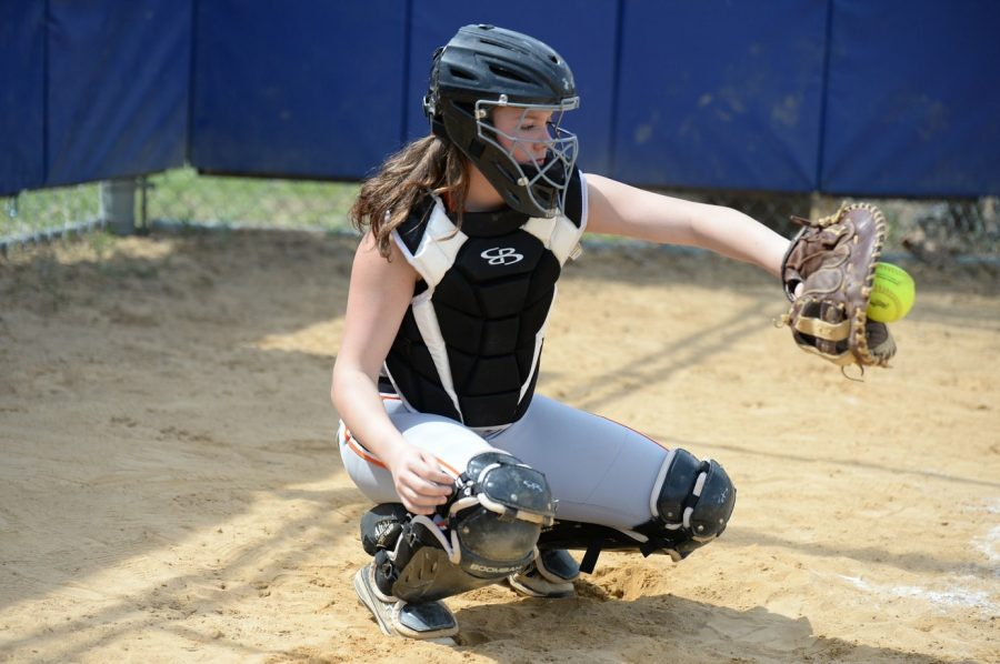 TAHS Senior Ally Jones to Play Softball at Chatham University