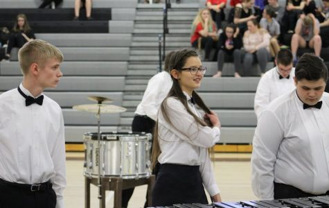 Tyrone Indoor Percussion & Starlight Twirlers Place First at Chapter 11 Championships